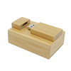 Carbonized wood with box