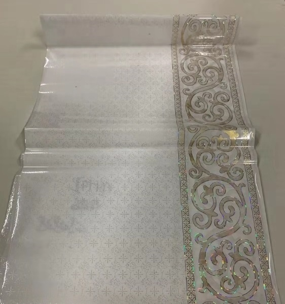Теплопередающая пленка, фольга для горячего тиснения для ПВХ панели/потолочной панели