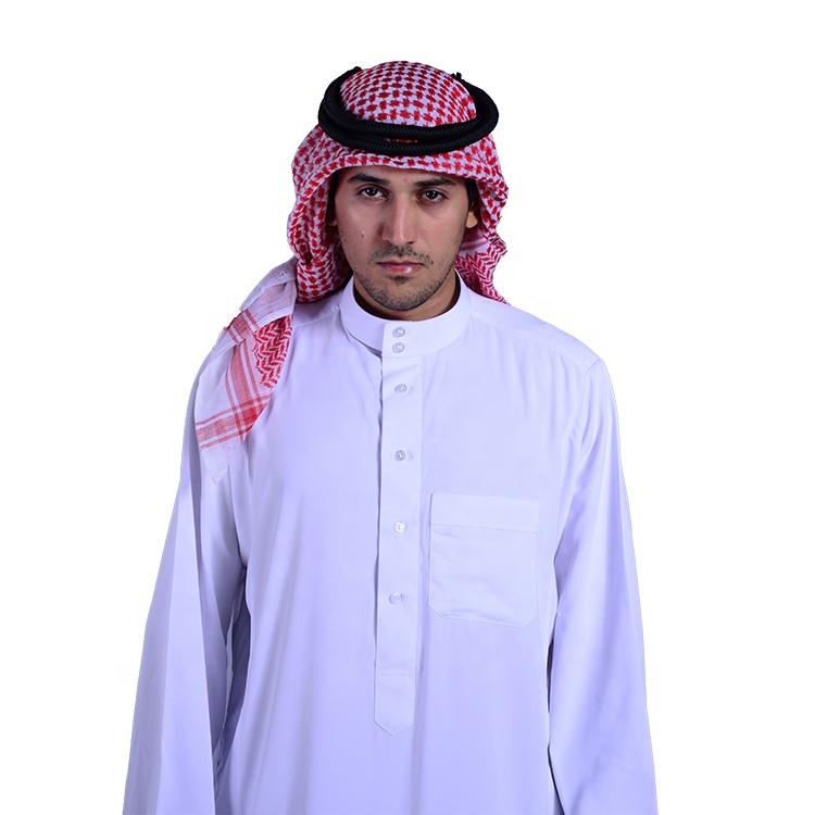 Men Abayas Islamic Clothing Muslim Men Long Dresses Malaysia Turkish Indonesia Clothing