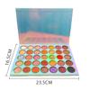 35 laser color palette
