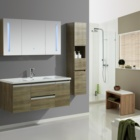 Furniture Luxury 120cm Wall Hanging Bathroom Furniture