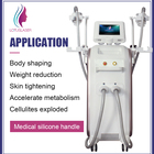 Cavitation Reduction Hot Selling Cryotheraapy Rf Cavitation Stomach Fat Reduction Slimming Machine