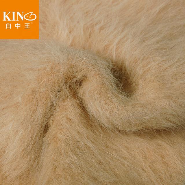 Промоакция, Ангорская пряжа для кролика, 80% Ангорская пряжа, 20% нейлон, 16 нм, запас услуг, Ангорская шерстяная пряжа для вязания и ручного вязания