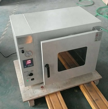 Laboratory equipment vacuum dry oven, sterlization drying oven