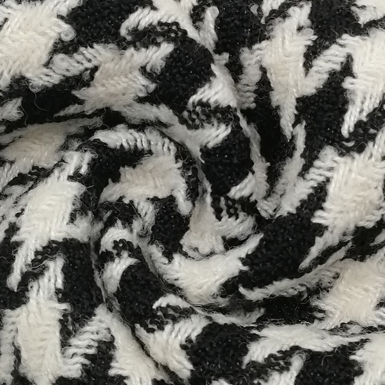 High Quality Wool Acrylic Blended Fabric for Suit Fashion Styles