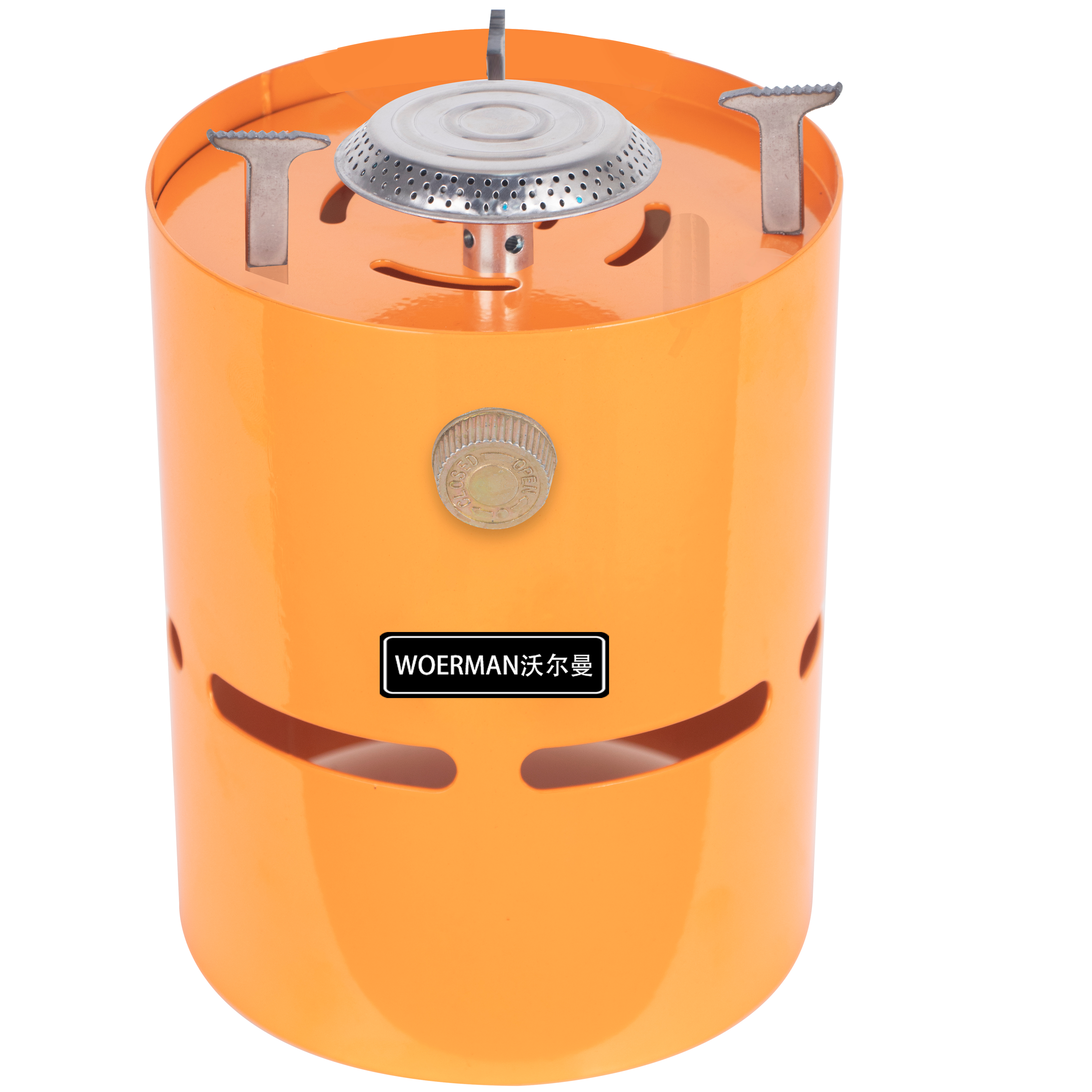 outdoor heating camping stove mini gas heater for camping fishing hunting