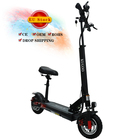 Electric Scooter 500w 2021 Popular KUGOO KIRIN M4 PRO Folding Electric Scooter 16ah 40-45km/h 500W Motor With Seat EU Warehouse Drop Shipping