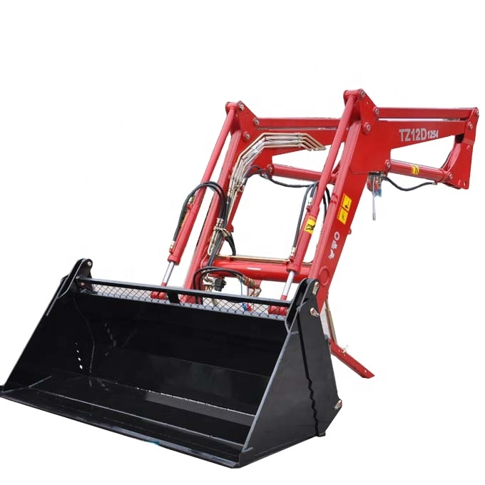 Высокое качество! Фронтальный погрузчик для сельскохозяйственного трактора для домашнего использования