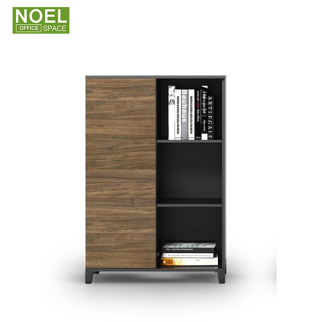 Высокое качество 3 слоя офис деревянное Оборудование Шкаф для хранения документов