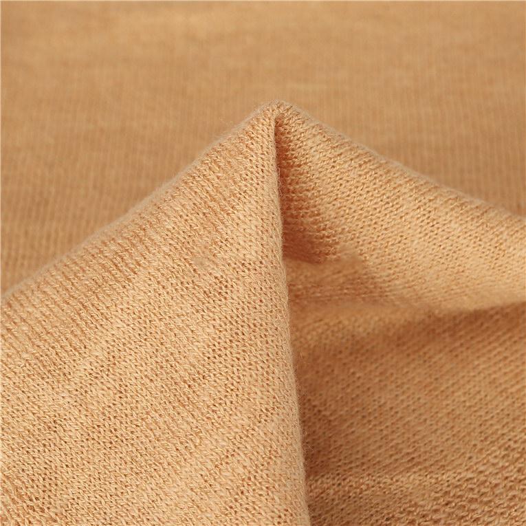 36NM/2 100% Bamboo Yarn Anti-bacterial Chunky Natural Skin-Friendly Anti-odour Durable Bamboo Yarn For Sock Underwear T-shirt