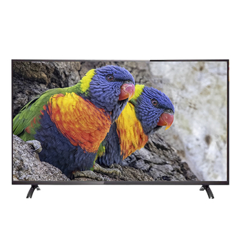 50 55 inch China Smart LCD LED TV 4K UHD Factory Cheap Flat Screen Televisions HD