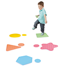 Educational Kids Sensory New Silicone Textured Circles Sensory Toys Autism Sensory Exploration Play Set Wholesale Kids Montessori Educational Toy Mat