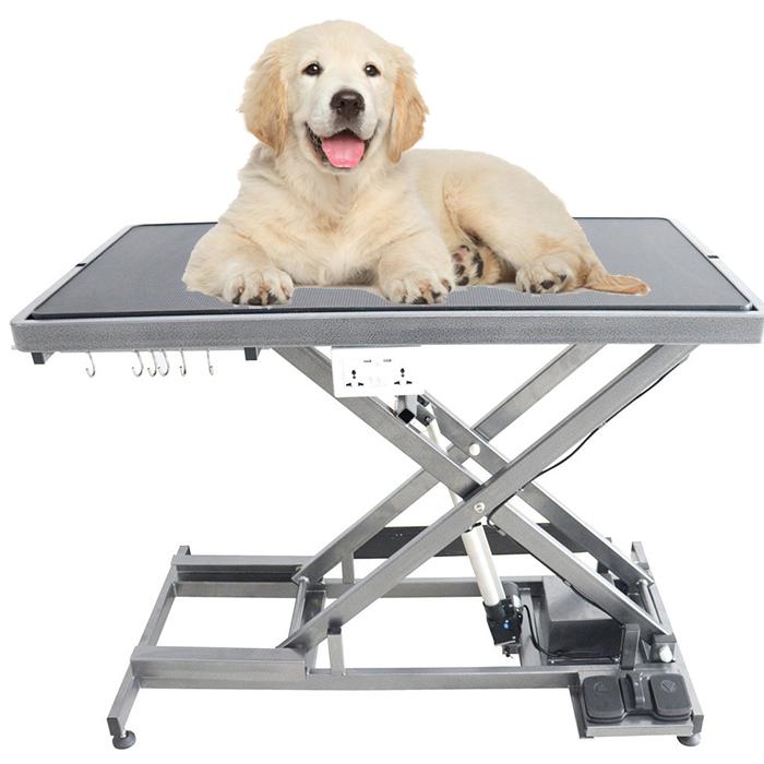 Стол для ухода за большими собаками, электрическая распродажа