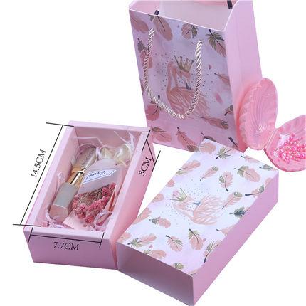 DonGguan custom cake flower paper gift packaging boxes