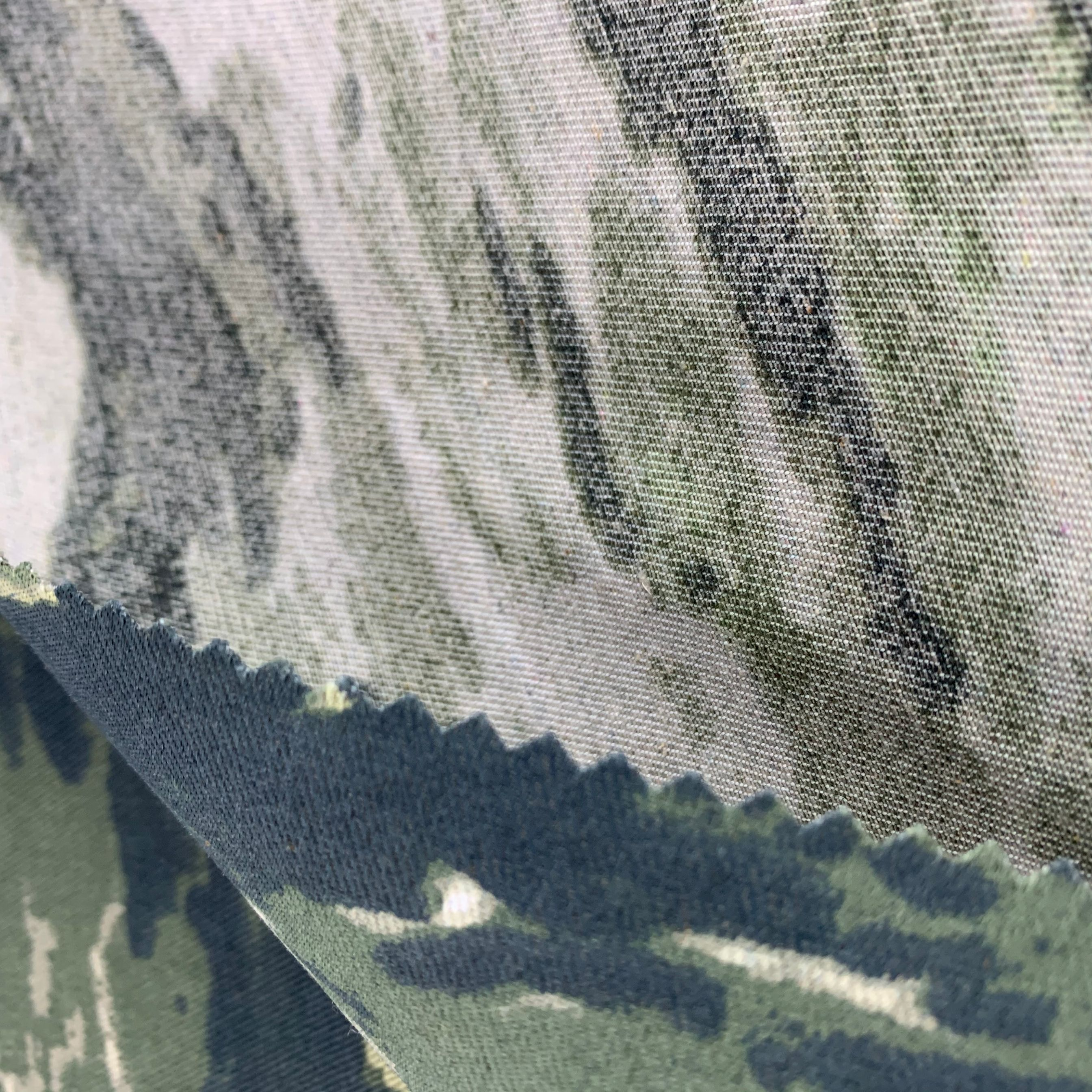Factory supply 65% Polyester 35% Cotton 2/1 Twill TC wear-resisting fabric