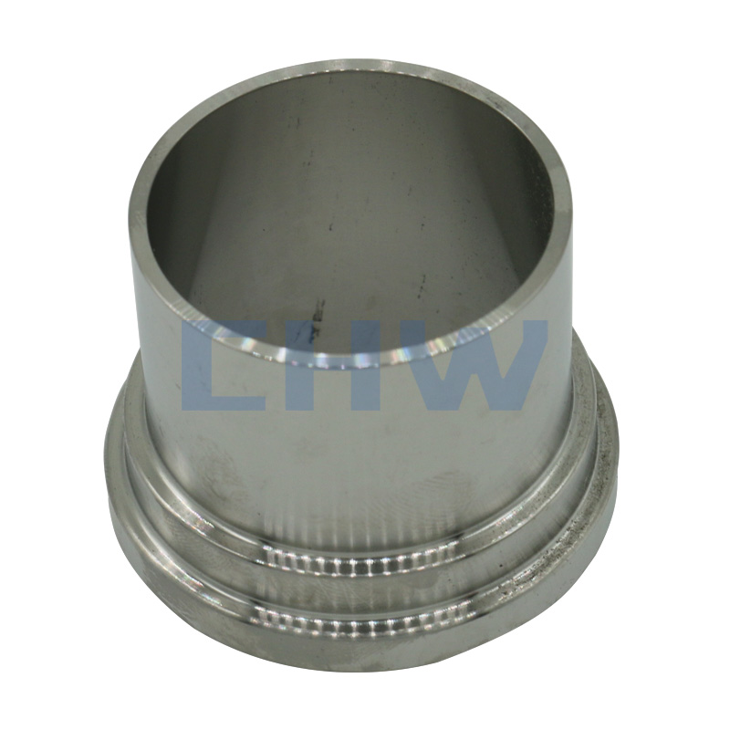 Sanitary stainless steel high quality welding liner