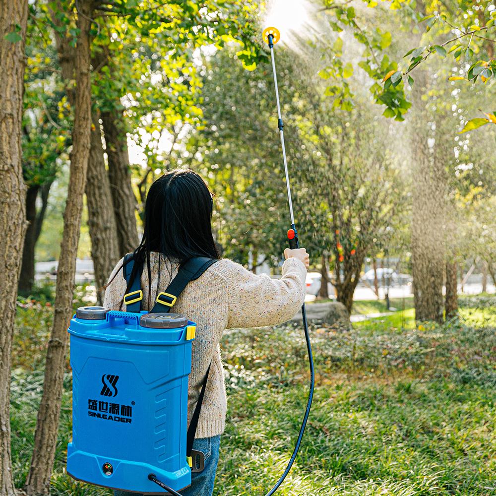 Индивидуальный 20 л Мощный мини водяной насос, сельскохозяйственная распылительная машина