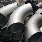 Pipe Fitting Customized Large Diameter High Pressure High Strength Stainless Steel Pipe Fitting Elbow