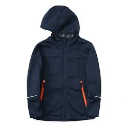 Custom children softshell coat Winter Waterproof Softshell  jacket For Children's Bomber jacket Kids Clothes
