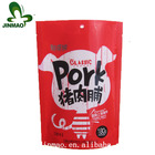 Packaging Bag Standard Carton Packing Plastic Packaging Bag New Design Pork Jerky Packaging Bag/aluminum Foil Stand Up Pouch/plastic Food Packaging Bag