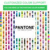 custom color support