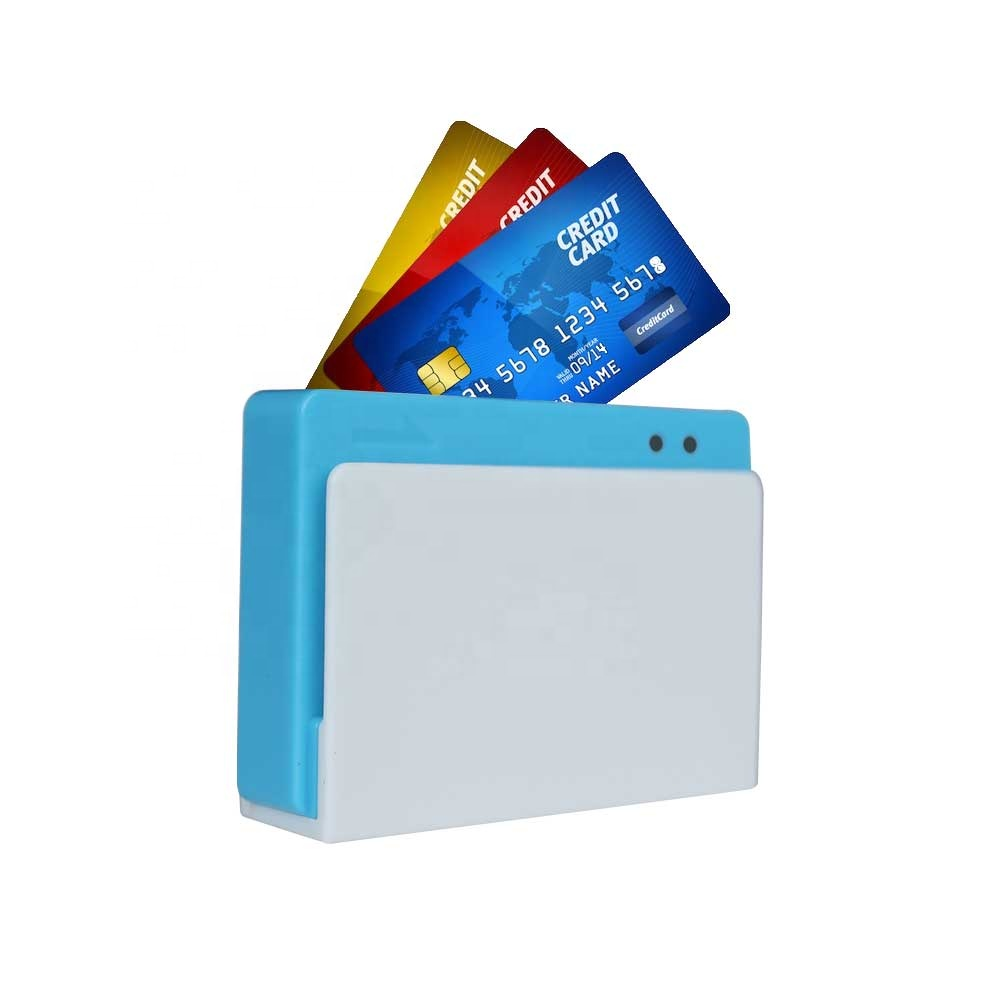 mini POS System ZCS01 portable Bluetooth Smart EMV Magnetic Chip Card Reader for android IOS - USBSKY   USBSKY.NET