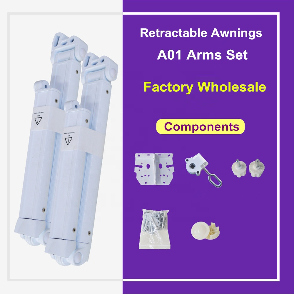 Custom Size Retractable Awning For Outdoor