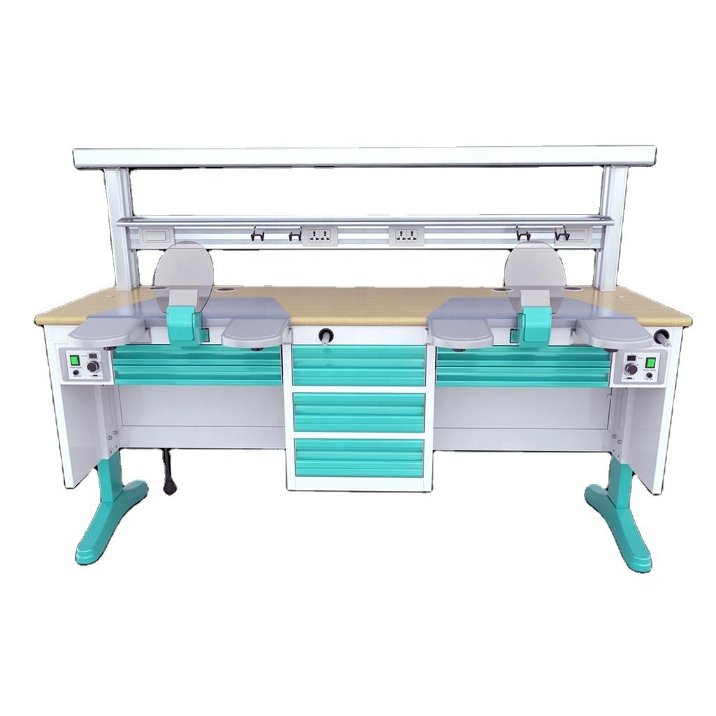 WWG-DS180 европейские популярные Стоматологическая лабораторная мебель стоматологическое лабораторное рабочей станции