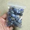 Biru batu akik 13-15mm