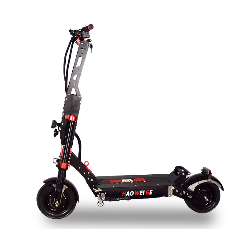 Off Road Electric Scooter With Dual Motor Electric Scooter 6000w 60v Electric Scooter