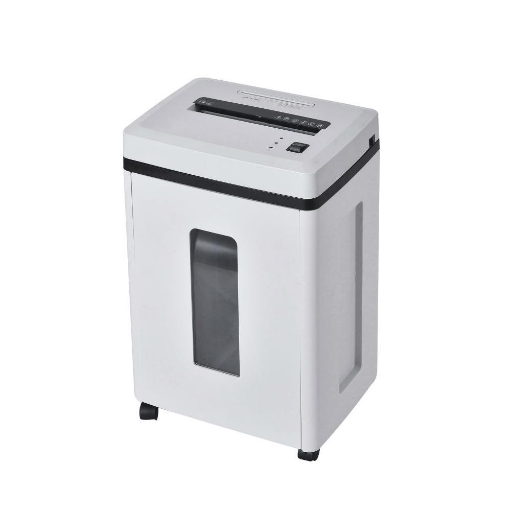Pingda новый продукт PD-626C коммерческих уничтожитель бумаг p5 рычаг микрорезки из 230 мм a4 Размер уничтожитель бумаги для офиса