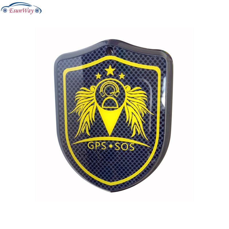 Водонепроницаемый мини GPS с аккумулятором SOS голосовой монитор двустороннее аудио GSM Персональный GPS-трекер GSM / GPRS rastreador