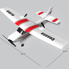 Toy Remote Control Toy Aircraft 25 Mins 2.4G Foam Rc Glider Rc Airplane For Adult Outdoor Play