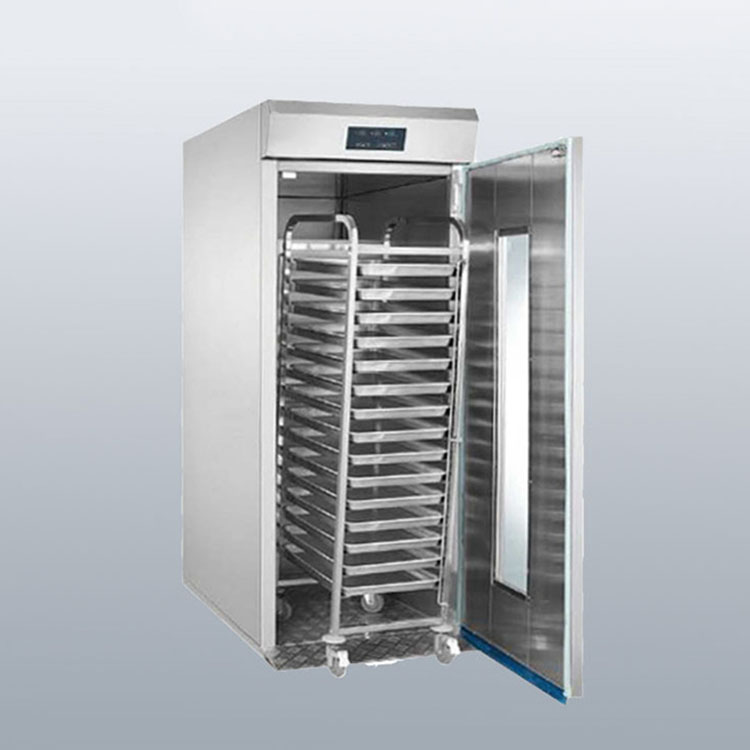Most Popuar Refrigerated Proofing Box Bread Toast Dough Baking Equipment Bakery Retarder Proofer Machine
