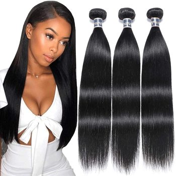 Factory hot sale brazilian straight remy outre human bundles ginger bundle hair with a cheap price