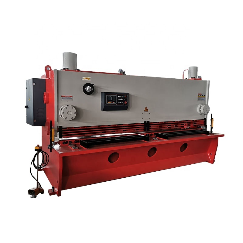 High quality cheap custom plate shearing machine guillotine  cnc