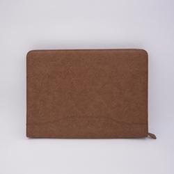 Высококачественная Роскошная Черная папка-портфель из натуральной кожи ручной работы для деловых смарт-документов