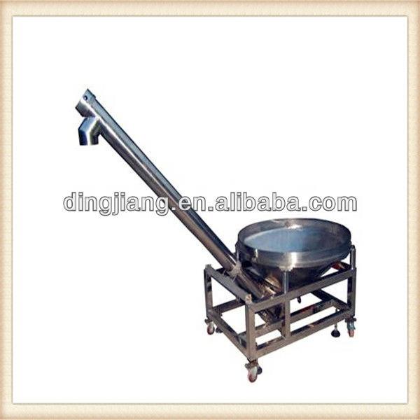 Винтовой конвейер из нержавеющей стали, упаковочная машина, применяется для различных порошковых продуктов
