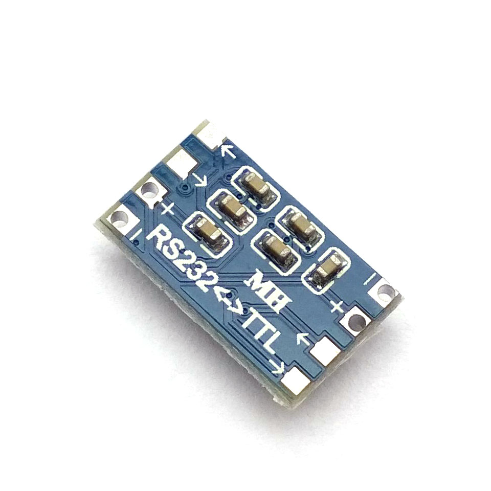 mini RS232 MAX3232 Levels to TTL level converter board serial converter board Dropshipping module