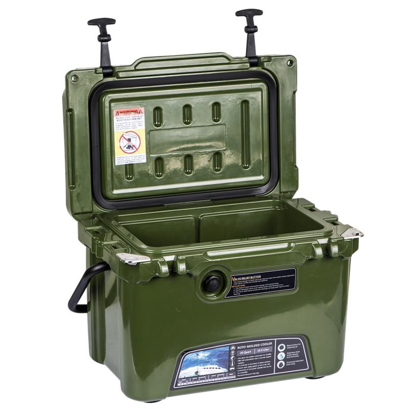 Кулер может транспортировать еду изолированный класс I 5 лет, 5 лет, CE бесплатные запасные части KUER