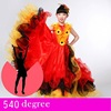 Red 540degree