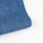 Cotton Denim Thick Jeans Fabric Factory Cheap Young Thick Colored Dark Blue Cotton Denim Fabric For Jeans
