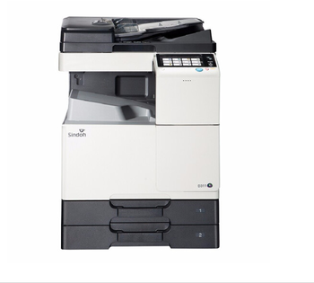 Sindoh D310 / color A3 laser copier printing copy scanning integrated machine D310 Xindu A3 color composite machine