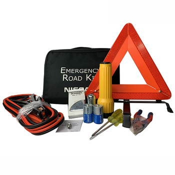 Emergency auto safety kit