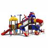 5202L super alta tubo patio diapositiva 950*360*520cm