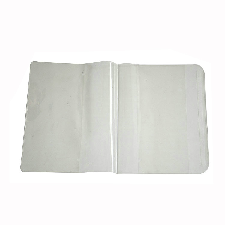 Жесткий Чехол-книжка из ПВХ с принтом