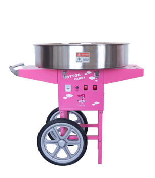 Commercial Use Cotton Candy Maker Candy Floss Machine