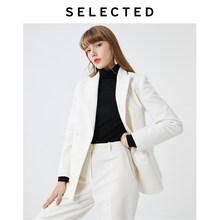 Выбранные Для женщин Slim Fit Однотонная одежда вельветовый двубортный пиджак S | 419472507(Китай)
