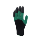 Genie Direct Wholesale Great Standard Safety Gardener's Gloves Garden Line Gardening Genie Gloves For Planting