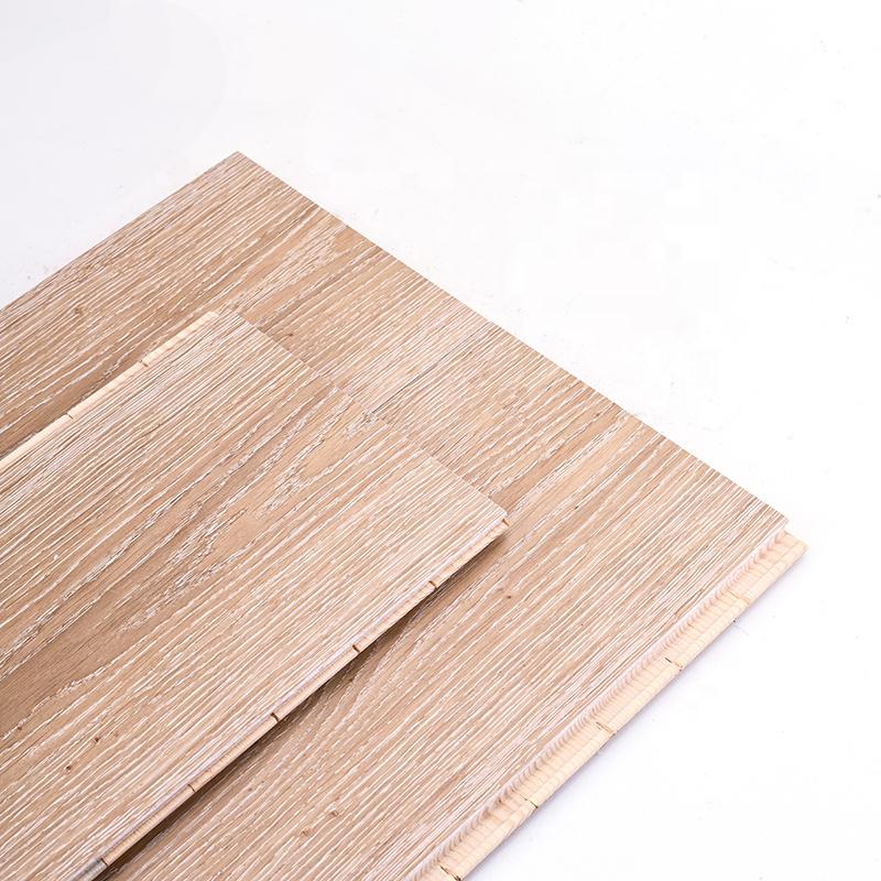 High quality wooden flooring 3layer parquet-OAK-Lavagna engineered floor